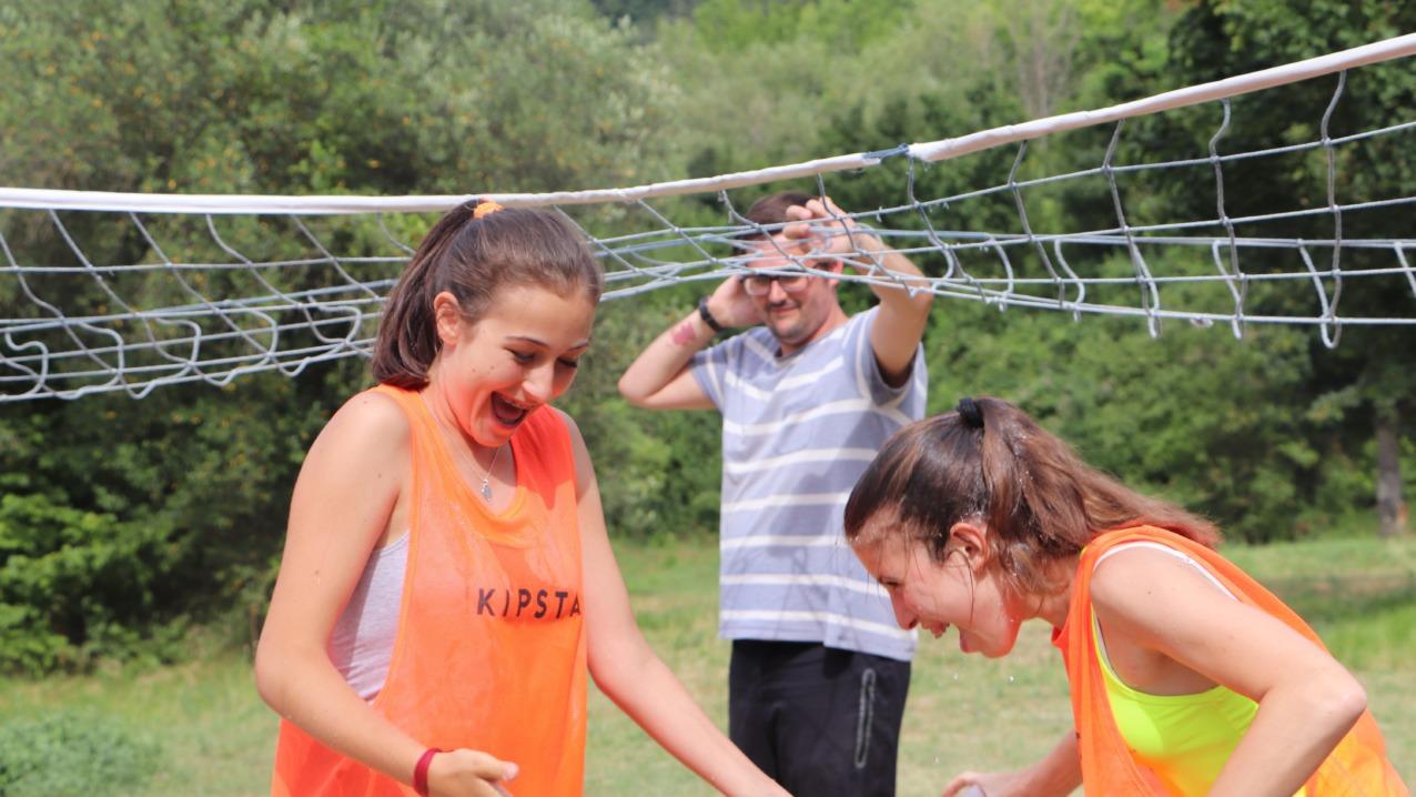 Teenager Camp